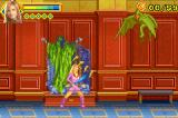 Scooby-Doo 2: Monsters Unleashed Game Boy Advance Play as Daphne