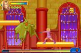 Scooby-Doo 2: Monsters Unleashed Game Boy Advance Pterodactyl's final fight