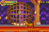 Scooby-Doo 2: Monsters Unleashed Game Boy Advance Big cage