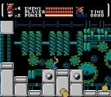 Power Blade NES The clockwork factory
