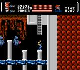 Power Blade NES I didn't know that piranhas could jump out of water