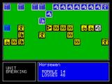 Encyclopedia of War: Ancient Battles ZX Spectrum Front line