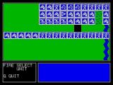 Encyclopedia of War: Ancient Battles ZX Spectrum Back forces