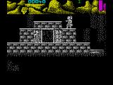 Ninja Commando ZX Spectrum This entrance is little bigger than other