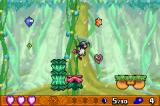 Klonoa 2: Dream Champ Tournament Game Boy Advance Catch heart