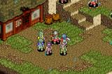 Onimusha Tactics Game Boy Advance Enemy must be beaten