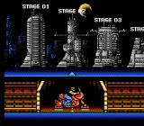 Power Blade II NES Stage Select