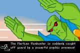 Justice League: Chronicles Game Boy Advance Martian manhunter