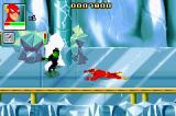 "Justice League: Chronicles Game Boy Advance ""Heroes walks on ice"" New TV Show"