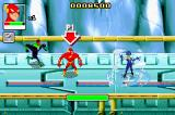 Justice League: Chronicles Game Boy Advance Boss fight