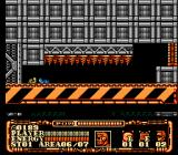 Power Blade 2 NES Dead