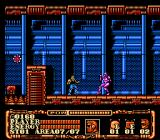 Power Blade II NES A fembot