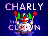 Charly the Clown DOS Title screen