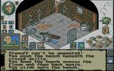 The Final Battle Atari ST Leaving the own prison cell
