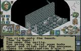 The Final Battle Atari ST In the prison