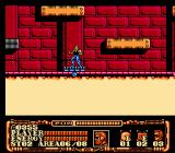 Power Blade II NES Fire down below!