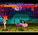 Strip Fighter II TurboGrafx-16 Good bye!