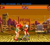 Strip Fighter II TurboGrafx-16 Are you scary?
