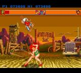 Strip Fighter II TurboGrafx-16 Death from above!