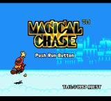 Magical Chase TurboGrafx-16 Title screen