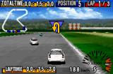 GT Advance Championship Racing Game Boy Advance Tight curve