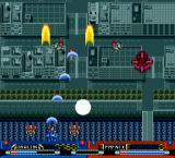 Burning Angels TurboGrafx-16 Two options (like a Gradius) - useful