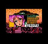 Burning Angels TurboGrafx-16 Time to rescue