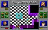Planet's Edge: The Point of no Return DOS Fending off hostile robots on an Alpha Centauri colony