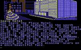 Fahrenheit 451 Commodore 64 Part of the city...