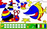 Putt-Putt and Fatty Bear's Activity Pack Windows Coloring game