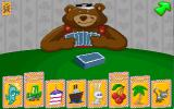 Putt-Putt and Fatty Bear's Activity Pack Windows Go Fish game