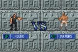 Fire Pro Wrestling Game Boy Advance Time to battle!