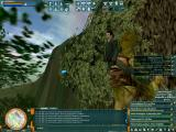Star Wars: Galaxies - An Empire Divided Windows Travelling the side of a cliff on mounted steed