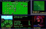 Sentinel Worlds I: Future Magic DOS You face a bear on the planet Caldorre!