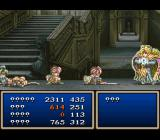 Tales of Phantasia SNES The game starts directly with this flashback battle.