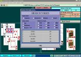 Gin Rummy Pro 2 Windows The high score table comes pre-populated for every game / score / difficulty level combination