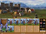 Heroes of Might and Magic II: The Succession Wars DOS Knight Castle