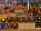 Heroes of Might and Magic II: The Succession Wars DOS Wizard Castle