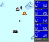 Alshark TurboGrafx CD On the planet Juke you can pilot a tank through hazardous snow, and also fight in it