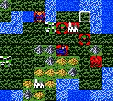 SD Gundam Winner's History Game Gear Over the small city