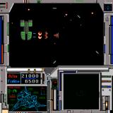 Alshark Sharp X68000 Space combat!