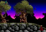Shadow of the Beast II SEGA CD There is trouble in the forest...