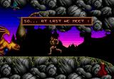 Shadow of the Beast II SEGA CD Fighting Ishran