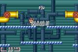 Super Mario Advance Game Boy Advance Stage clear
