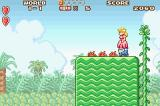 Super Mario Advance Game Boy Advance Ride on enemy