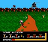 Operation Wolf NES Every once in a while, while waiting for the next mission, the enemy will ambush you and you must fight them off in order to continue your mission