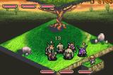 Monster Guardians Game Boy Advance Next fight, on another battlefield