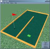 Carpet Golf VR Windows 3D view of the playfield