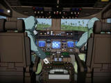 American McGee presents Bad Day LA Windows Before the game - plane crashed