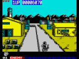 Cabal ZX Spectrum Enemy base